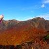 紅葉の谷川岳を歩く…