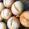 白神こだま酵母を使ったシンプルパンを焼いてみました