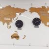 Coolmic、世界時計を設置する。