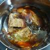 今日の晩飯 サバの醤油煮込みを作ってみた