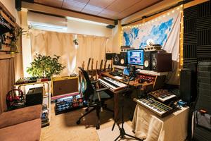 モリシー(Awesome City Club)のプライベート・スタジオ 〜Private Studio 2021
