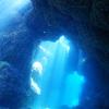 ♪透明度30mー!太陽サンサンで水中がキレイすぎーー!♪〜沖縄ダイビング慶良間ファンダイビング♪