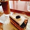渋皮栗とチョコレートのミルフィーユ@イタリアントマト