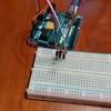 Arduinoで振り子の周期を測定する