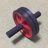 腹筋ローラーで筋肉痛パラダイス