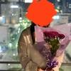 彼女にバラの花束を。