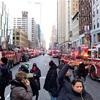 NYマンハッタン中心街で爆発…男1人拘束か