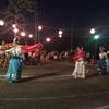地元大海の盆踊り大会
