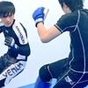日曜日は熊本でアマチュア修斗と佐藤ルミナ セミナー