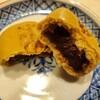 山梨県日蓮宗身延山の僧、参拝者のために作られた身延饅頭(みのぶまんじゅう)をいただきました!
