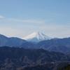 高尾山からの富士山眺望概要編 (稲荷山↑、4号↓)