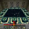 【MinecraftPC版】Part247 海底神殿の壁をガラスに交換・エンドで道具の耐久値を回復