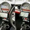 ポータブルナビ+バックカメラ取付(R56COOPER-S)