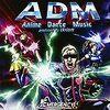 EMERGENCYのアルバム「ADM-AnimeDanceMusic produced by tkrism-」