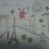パリの散歩道