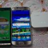 Y!mobile Pocket WiFi 401HW その2 エリアは結構いい感じ。