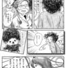 【がん患者のエッセイ漫画NO10】 永久気管孔と毛!!!
