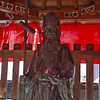 延命寺の御朱印(東京・日野市)〜日野七福神めぐり❹寿老尊 〜富士山を遠望しながら巡りましょう