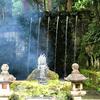 【富山】大岩山日石寺で滝打行体験!思いのほか水圧がすごい!