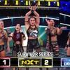 Survivor Series女子部門はNXTチームが勝利
