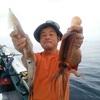 大型クーラー満タン!大フィーバーのスルメイカ釣行!
