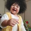 娘の将来を「髪型シミュレーションアプリ」で想像する