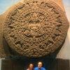 地下鉄でメキシコ国立人類学博物館へ 見どころだけでも四時間かかる