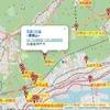Leaflet + OpenStreetMapで「兵庫県 日本百選マップ」作成。