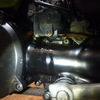 タウニィ エンジンオイル漏れ、直らず