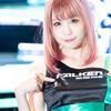 東京オートサロン2019、岩瀬唯奈。を撮る。 #TAS2019 #岩瀬唯奈。