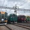 きんてつ鉄道まつり2019は特急より復刻や記念が熱い。