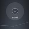 ボタンを押したらスクロールダウンが始まり、指定の位置まで下がっていく実装をデザインまで[javascript, jQuery, css]