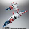 【ガンダム】ROBOT魂〈SIDE MS〉『FF-X7-Bst コア・ブースター 2機セット ver. A.N.I.M.E. ~スレッガー005 & セイラ006~』可動フィギュア【バンダイ】より2019年6月発売予定♪