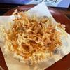 「鐘庵」の桜えびかき揚げがとても美味しいので食べて欲しい件