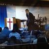 東京アンテオケ教会の礼拝