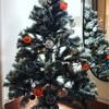 スタジオクリップのクリスマスツリーで冬支度♪