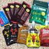 金沢マラソン用の補給食購入