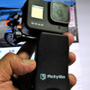 GoPro HERO8   attachment test Clip mount 360 on chest
