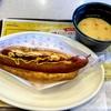ミスドでランチ ジューシードッグのスープセット