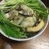 牡蠣の中華丼(青梗菜と帆立の中華丼のマイナーチェンジ版)