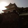 【写真複製・写真修復の専門店】玖島城(大村城) 夕暮れをお昼に修正