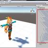 【Unity】人型キャラクターの構成要素について(キャラクターのパーツのTransformを取得する)