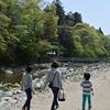 4/28~29 那須塩原⑩ 見晴台マスつり場
