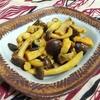 【インド料理レシピ】すぐおいしい!キノコのスパイス炒め
