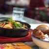【台湾/台中】宮原眼科の2階のレストラン。イカの炒め物が美味しかった!