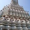 タイ・バンコクへ行く(4日目) ワット・アルンとタイ料理レストランへ!