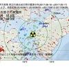 伊方原子力発電所周辺の地殻変動と地震活動 (2017年09月17日現在)