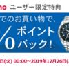 【終了】THEO+docomoユーザー限定 dショッピングで20%ポイント還元!キャンペーン併用で40%も可能