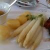 春のドイツの鉄板グルメ、シュパーゲル。旬の時期は6月。絶対食べたい!