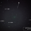 年暮れに輝く 46P Wirtanen( ビルタネン )彗星